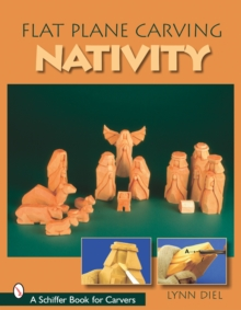 Flat Plane Carving the Nativity, Paperback / softback Book