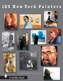 100 New York Painters, Hardback Book
