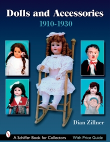 Dolls & Accessories 1910-1930s, Paperback Book