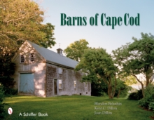 Barns of Cape Cod, Hardback Book