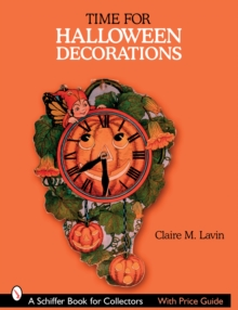 Time for Halloween Decorations, Paperback Book