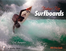 Today's Top Surfboards, Paperback / softback Book
