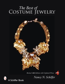 The Best  of Costume Jewelry, Paperback Book