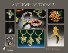 Art Jewelry Today 2, Hardback Book