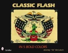 Classic Flash in Five Bold Colors, Paperback Book