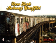 New York Subway Graffiti, Paperback Book
