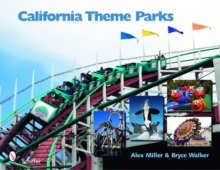 California Theme Parks, Paperback Book