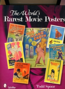 The World's Rarest Movie Posters, Hardback Book
