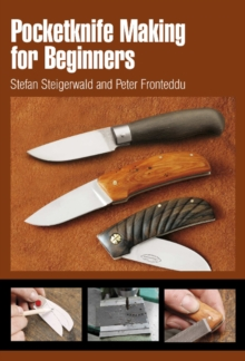 Pocketknife Making for Beginners, Spiral bound Book