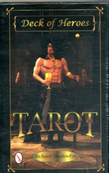 Tarot Deck of Heroes, Hardback Book