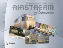 Airstream Memories, Paperback Book