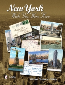 New York : Wish You Were Here, Hardback Book