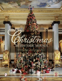 Christmas at Historic Houses, Hardback Book