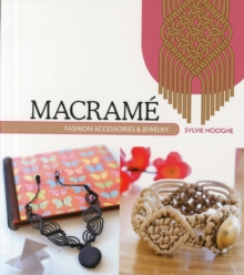 Macrame Fashion Accessories & Jewelry, Paperback Book