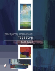 Contemporary International Tapestry, Hardback Book