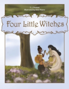 Four Little Witches, Hardback Book