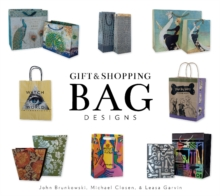 Gift and Shopping Bag Designs, Hardback Book