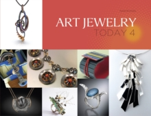 Art Jewelry Today 4, Hardback Book