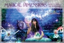 Magical Dimensions Oracle Cards and Activators, Mixed media product Book