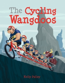 The Cycling Wangdoos, Hardback Book