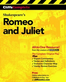 CliffsComplete Romeo and Juliet, PDF eBook