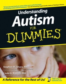 Understanding Autism For Dummies, Paperback / softback Book