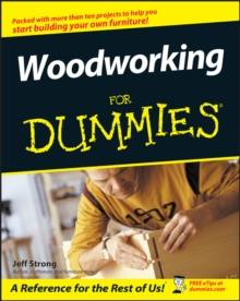 Woodworking For Dummies, Paperback Book