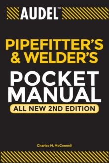 Audel Pipefitter's and Welder's Pocket Manual, Paperback / softback Book