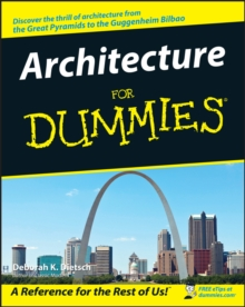 Architecture For Dummies, Paperback / softback Book