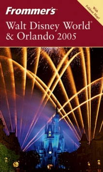 Frommer's Walt Disney World and Orlando, Paperback Book