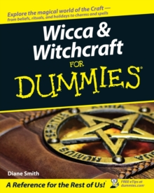 Wicca & Witchcraft for Dummies, Paperback Book