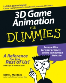 3D Game Animation for Dummies, Paperback Book