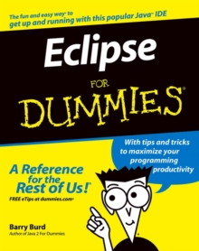 Eclipse For Dummies, PDF eBook