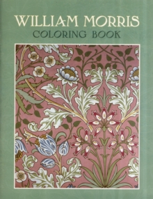 Willam Morris Colouring Book  Cb103, Paperback Book