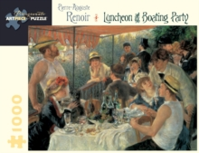 Pierre-Auguste Renoir : Luncheon of the Boating Party, Toy Book