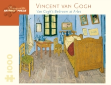 Vincent Van Gogh Van Gogh's Bedroom at Arles 1000 Pc Jigsaw Aa646, Other merchandise Book