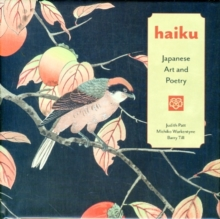 Haiku : Japanese Art and Poetry A190, Hardback Book