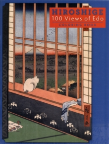 Hiroshige 100 Views of Edo Cb129, Paperback / softback Book