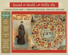 ROUND THE WORLD WITH NELLIE BLY 300 PIEC,  Book