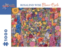 Flower Cycle 1000-Piece Jigsaw Puzzle  Aa742, Other merchandise Book