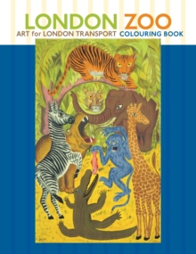 London Zoo Art for London Transport Cb147, Paperback Book