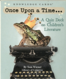 ONCE UPON A TIME A QUIZ DECK ON CHILDREN,  Book