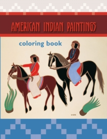 American Indian Paintings Cb150, Paperback / softback Book