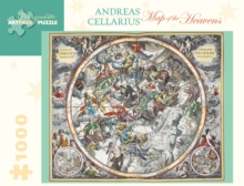 Andreas Cellarius : Map of the Heavens 1,000-Piece Jigsaw Puzzle Aa806, Other merchandise Book