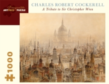 Charles Robert Cockerell : A Tribute to Sir Christopher Wren 1,000-Piece Jigsaw Puzzle Aa811, Other merchandise Book