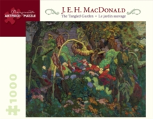 J. E. H. Macdonald the Tangled Garden 1000-Piece Jigsaw Puzzle Aa824, Other merchandise Book