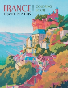 France Travel Posters Cb161, Paperback / softback Book