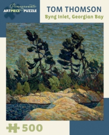 TOM THOMSON BYNG INLET GEORGIAN BAY 500,  Book
