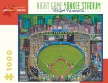 Ralph Fasanella Night GameuYankee Stadium 1000-Piece Jigsaw Puzzle  Aa912, Other merchandise Book