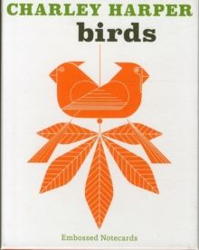 Charley Harper Birds Embossed Boxed Notecards  0328, Other printed item Book
